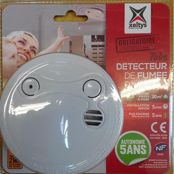 Detecteur de fum e delecso - Detecteur de fumee hager ...